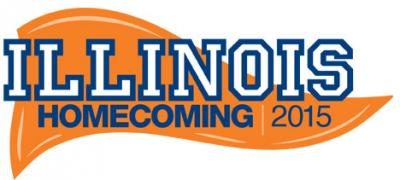 U of I Homecoming 2015 Graphic