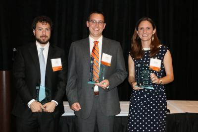 Outstanding Young Alumni winners