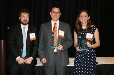 Outstanding Young Alumni winners