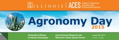 Agronomy Day 2015