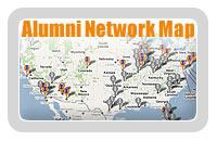 Alumni Network Map