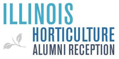 Illinois Horticulture Alumni Reception